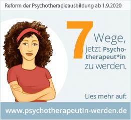 Psychotherapieausbildung nur noch bis 2032!